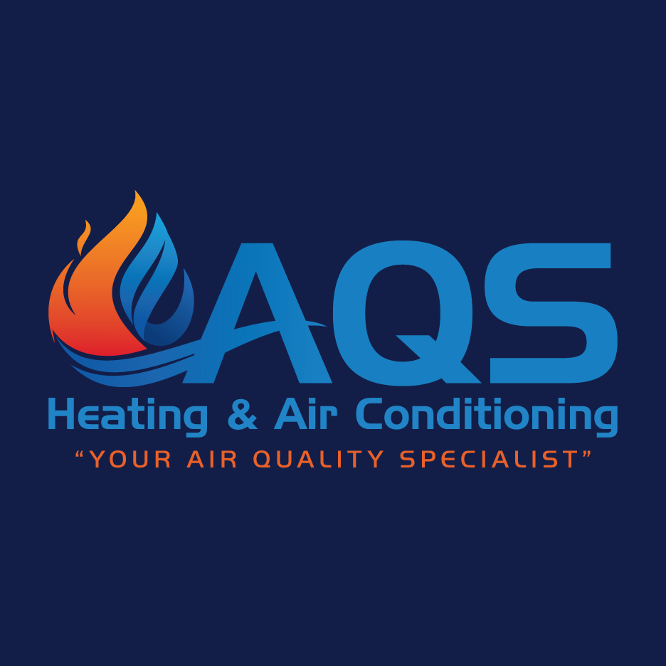 AQS Heating & Air Logo Design