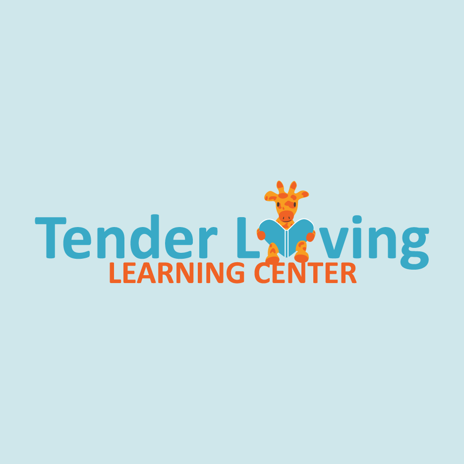 Tender Loving Learning Center Logo Design