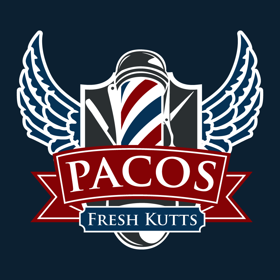 Pacos Fresh Cuts Logo Design